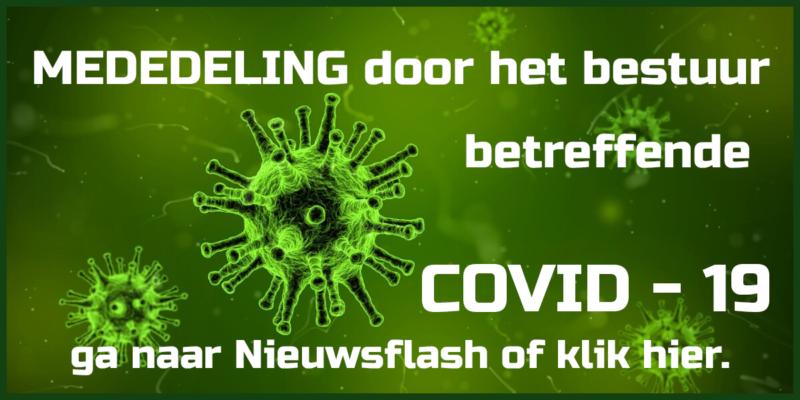 COVID-19 Mededeling